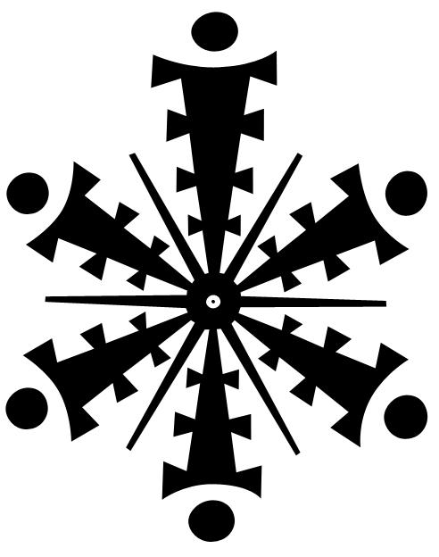 Tibetisches Rad zum Ausdrucken : Übungen